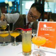 Mocktails Menu